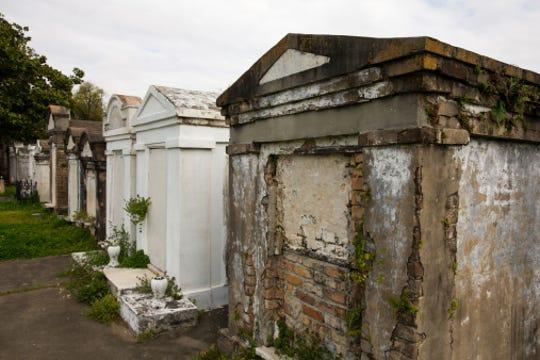 Louisiana: St. Louis Cemetery