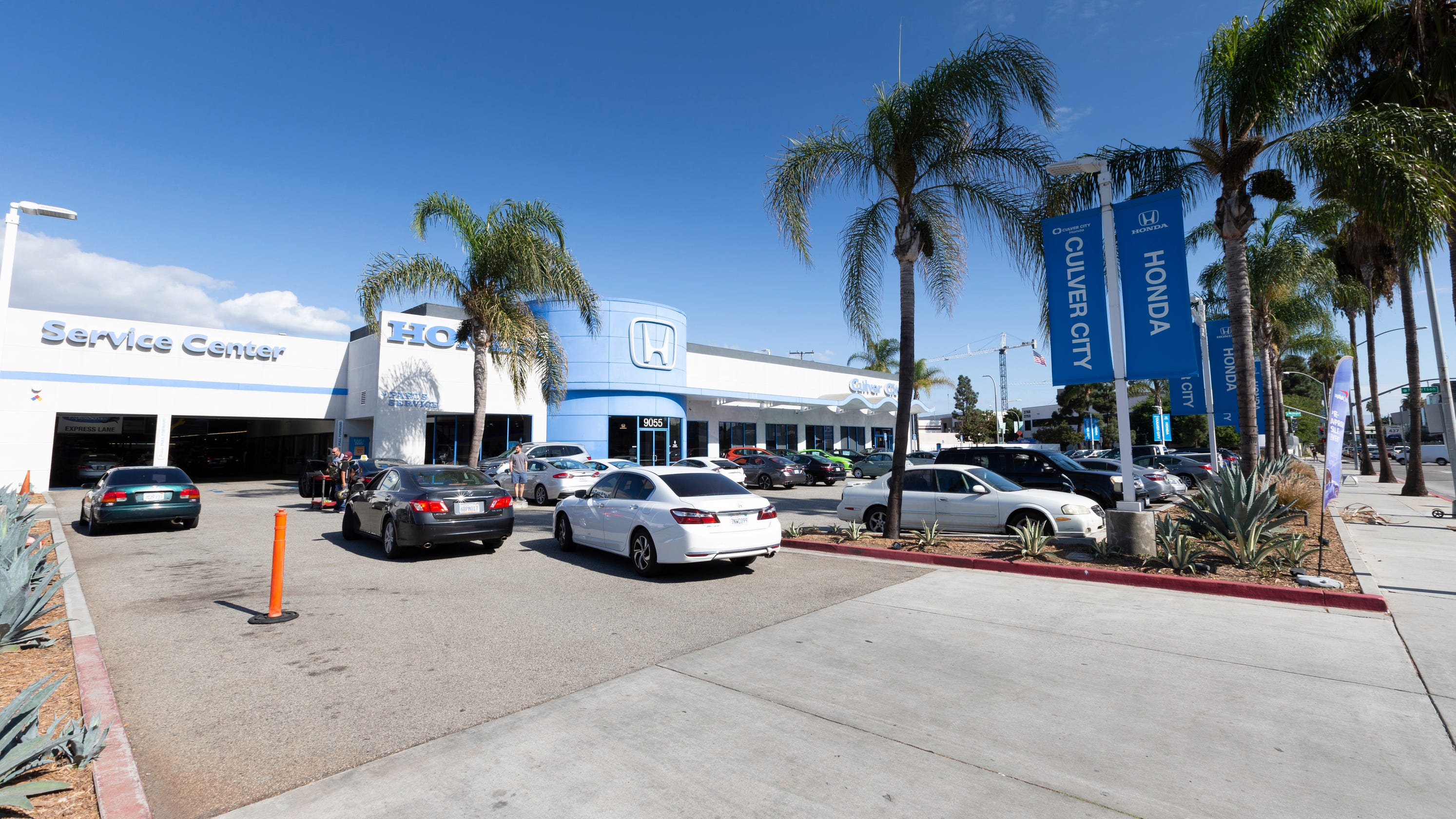Culver City Honda Service >> January Auto Sales Shoppers Faced Polar Vortex Government