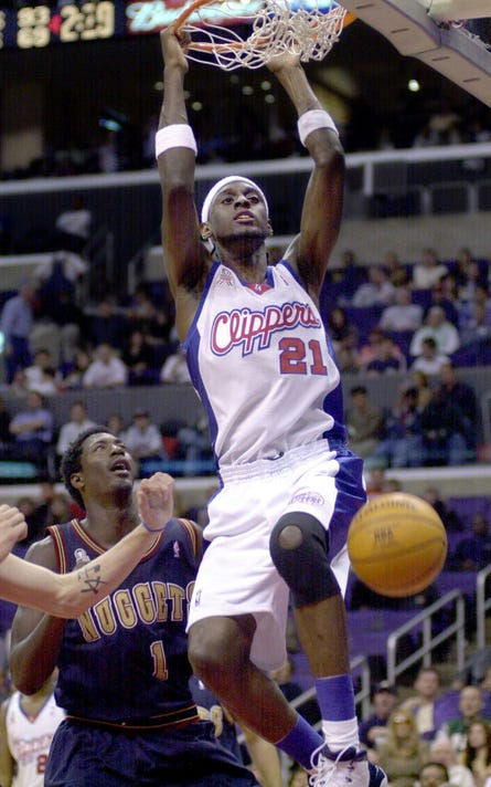 39c97dc73daa69 Darius Miles  Ex-NBA player opens up about severe depression in essay