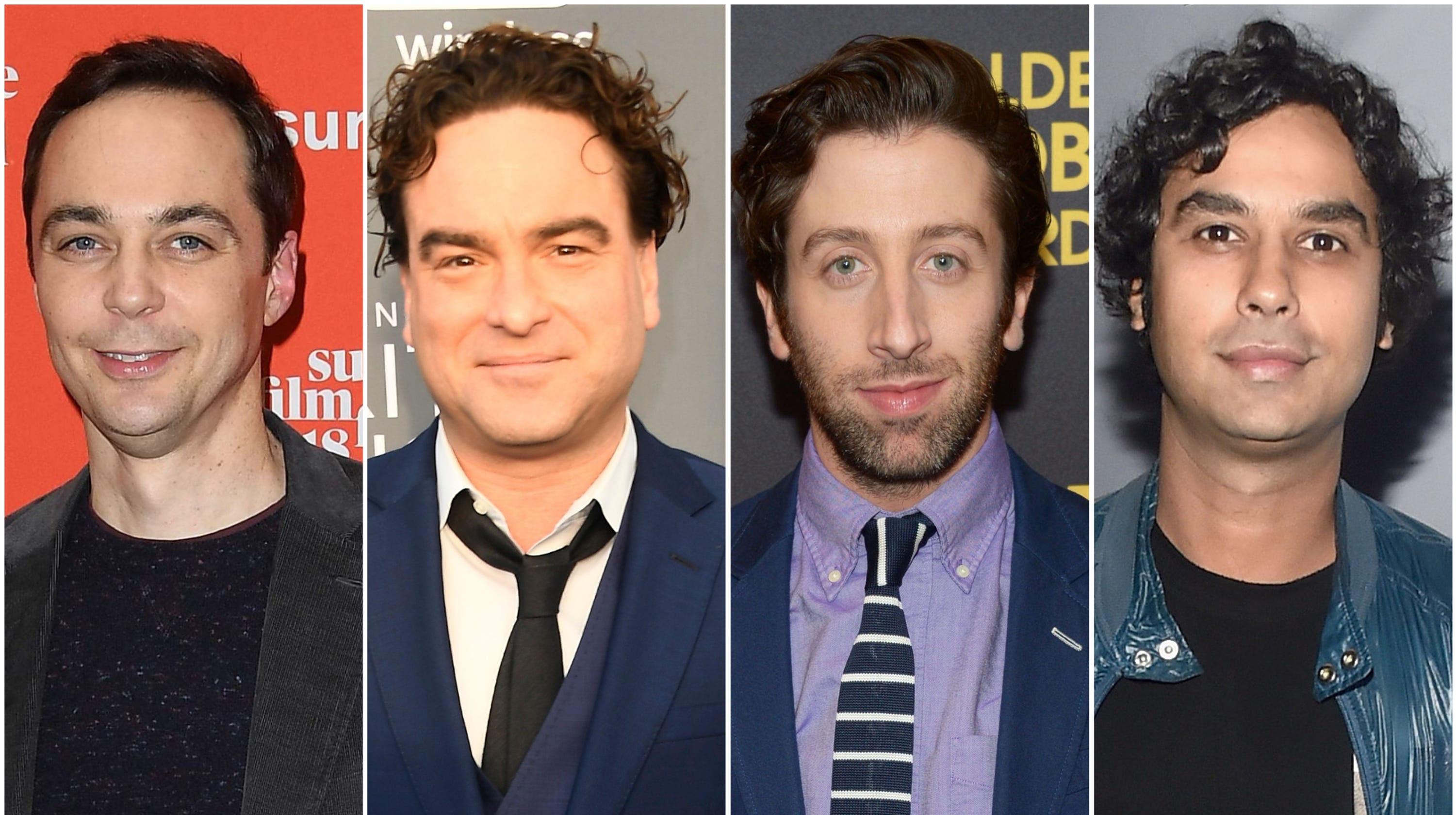 The highest-paid TV actors in the world: 'Big Bang Theory' stars