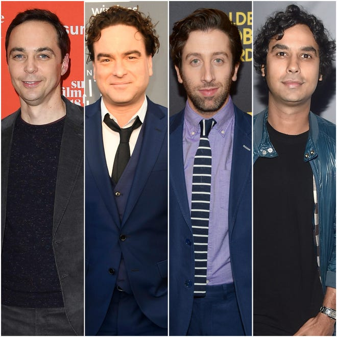 "The actors on ""The Big Bang Theory"" top the Forbes list of best-paid TV stars."