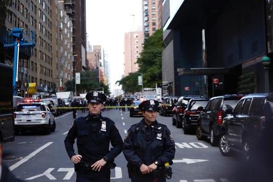 Epa Usa Cnn Time Warner Bomb Package Clj Crime Usa