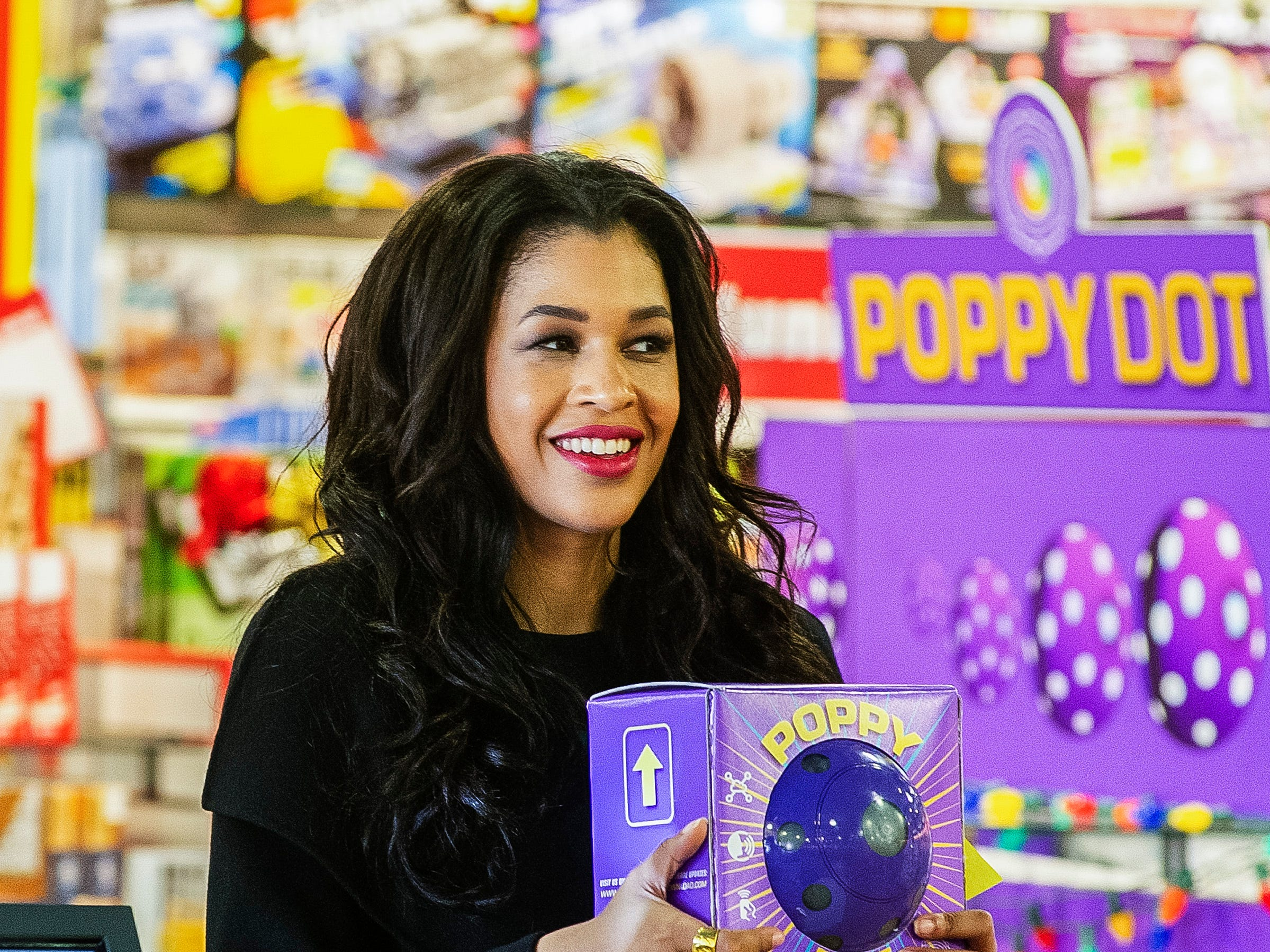 """""""The Truth About Christmas"""" (Freeform, Nov. 25, 9 EST/PST): Jillian (Kali Hawk) has an unusual run-in with a store Santa, which forces her to tell the truth. It's a change that causes issues when she meets the family of her boyfriend, George (Damon Dayoub)."""
