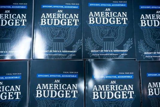 Epa Usa Trump Budget Pol Government Usa Dc