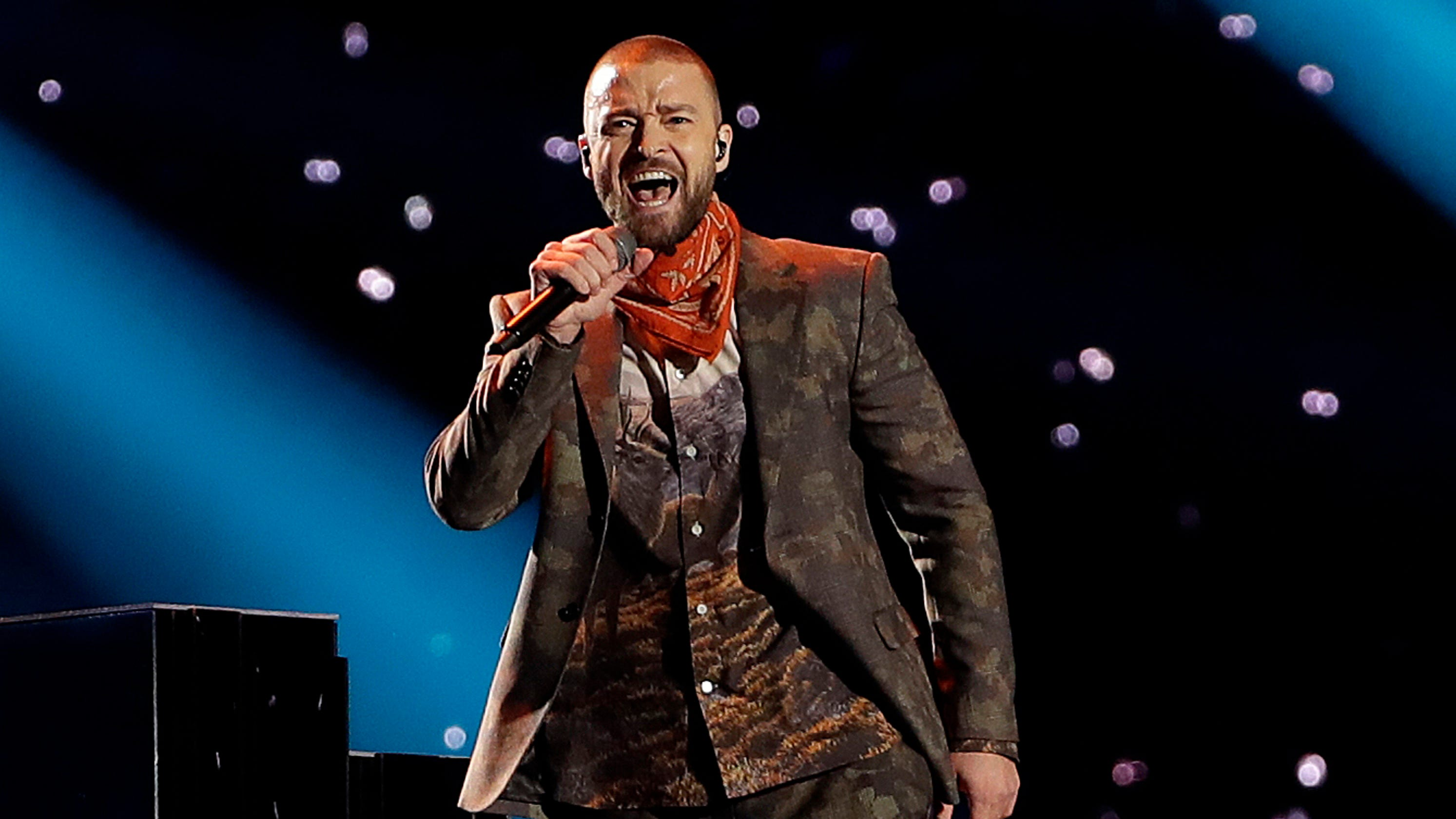 3cf236481c73 Justin Timberlake postpones NYC show due to bruised vocal cords   I m so  sorry to do this