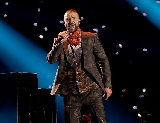 Ap People Justin Timberlake S Ent File Usa Mn