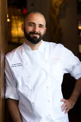 Jordan Arace, the executive chef of Bargello and District 42.