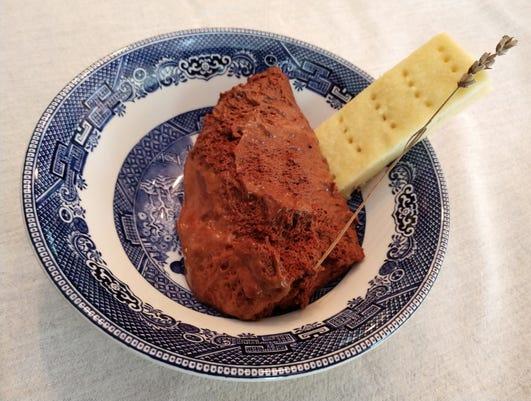 Shortbread Mousse 2
