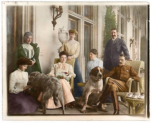 Biltmore Vanderbilt House Party Hirez