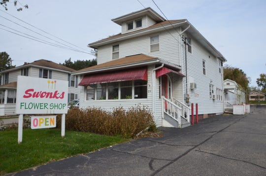 Swonk's Flower Shop opened in 1927. It was supposed to close in October 2018, but reopened as Swonk's Flowers and Gifts just a few weeks later, after Joel and Jared Fulton bought it.