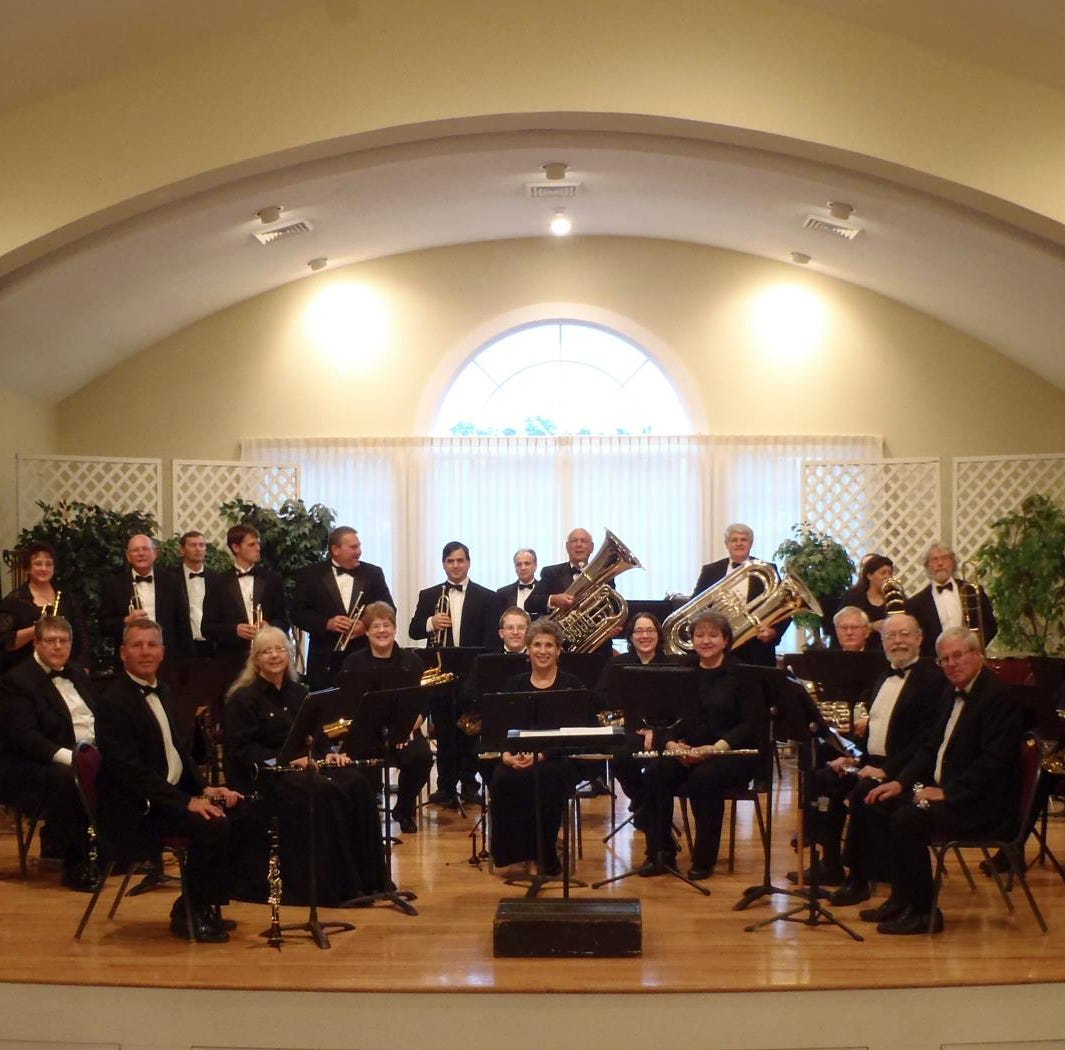 Land of Sky Symphonic Band gives 'musical goosebumps' for Halloween