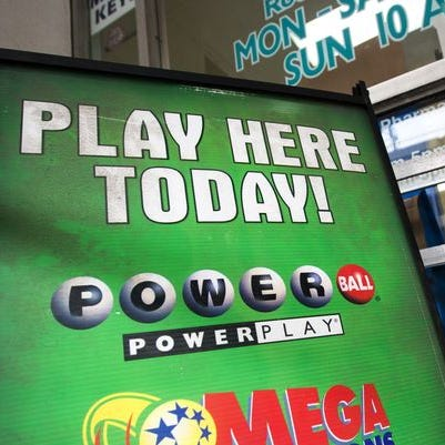 Powerball jackpot jumps to $325 million; million-dollar winners in New Jersey, Florida