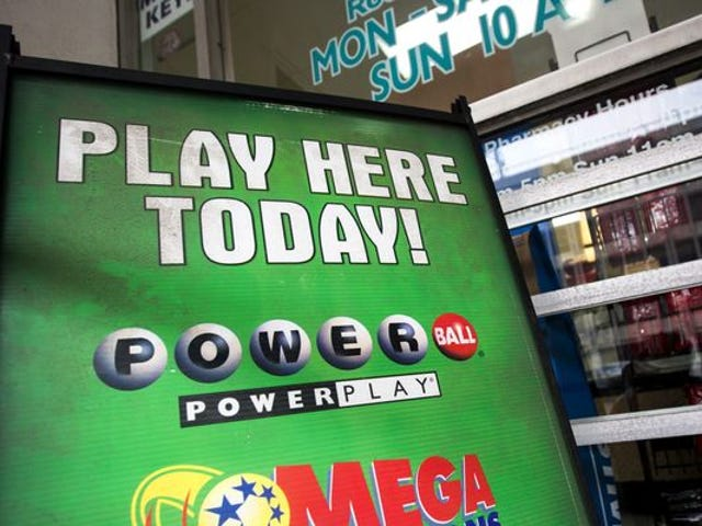 Powerball: Check your tickets