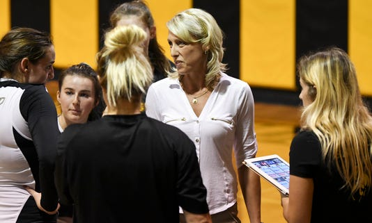 High School Volleyball Eustis At Merritt Island