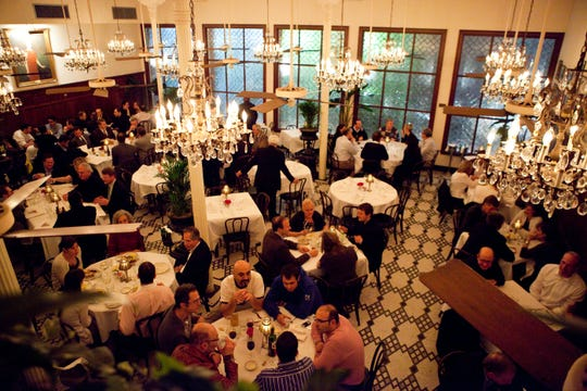 New Orleans restaurants such as Arnaud's, celebrating 100 years in the French Quarter, are destinations in themselves.