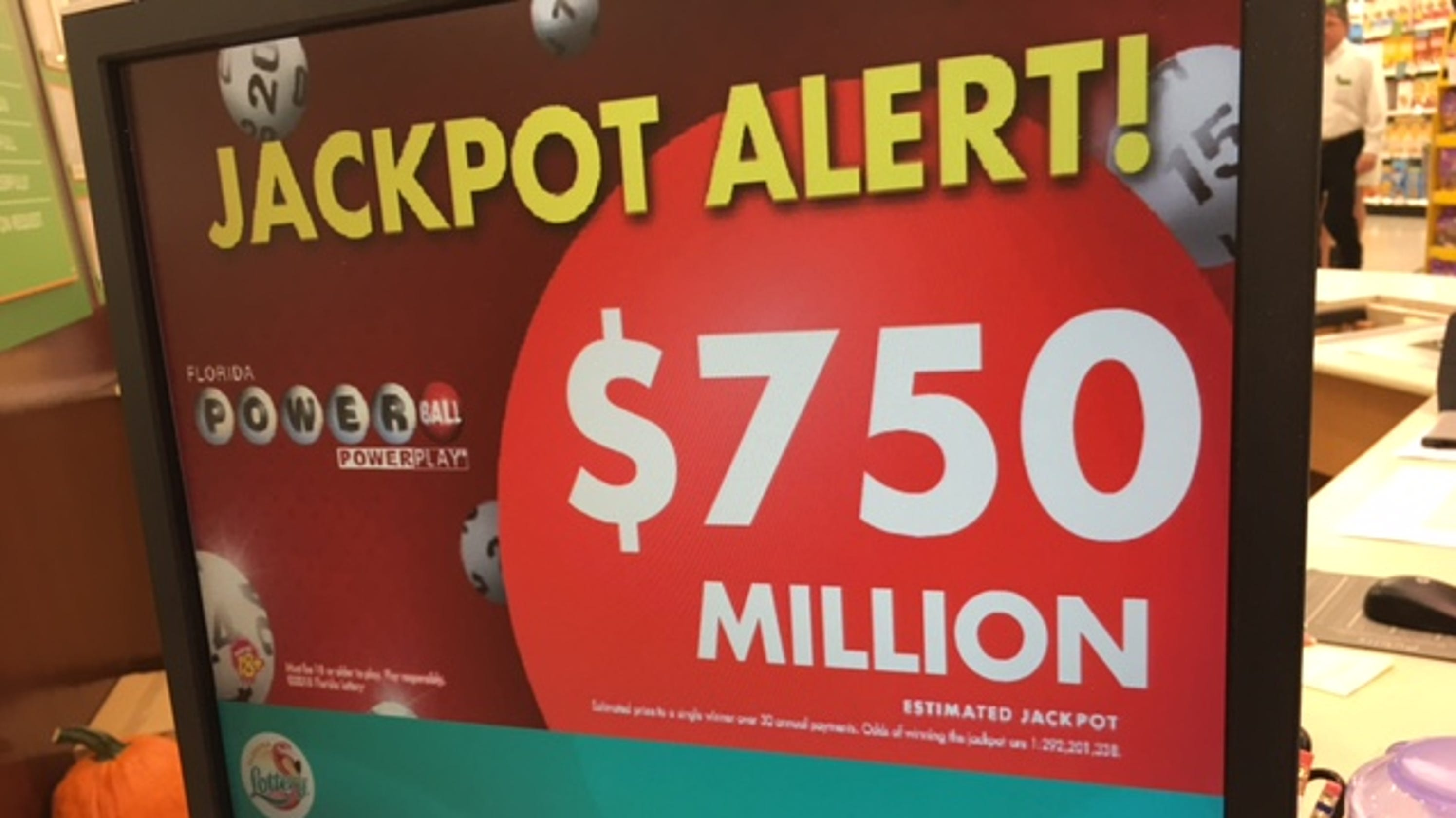 Powerball: Check your numbers