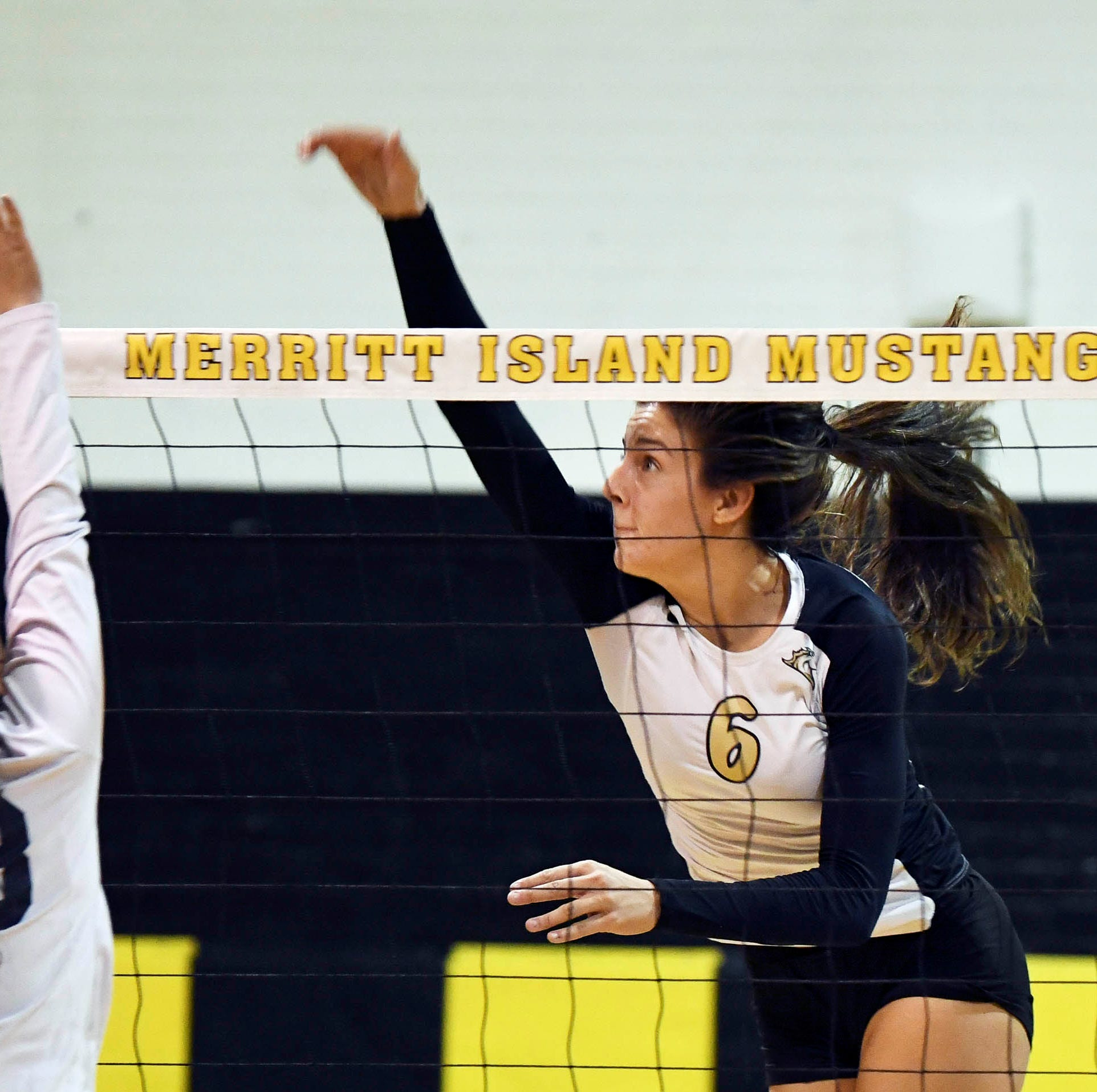Merritt Island High wins state volleyball title