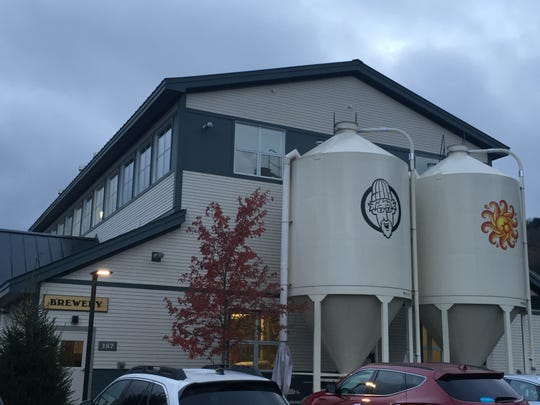Lawson's Finest Liquids has nearly five times the brewing capacity at its new brewery in Waitsfield than it had previously.