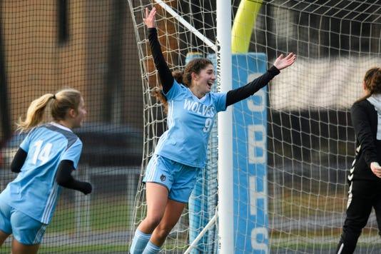 St Johnsbury Vs South Burlington Girls Soccer 10 24 18