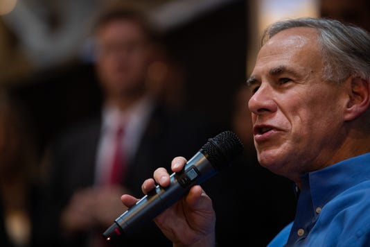 Greg Abbott Makes Get Out The Vote Stop In Corpus Christi 10