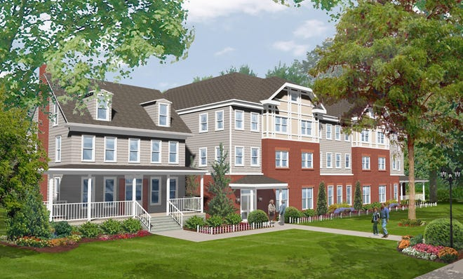 This new senior complex with affordable rental apartments is expected to open by late fall 2019 in Cinnaminson.