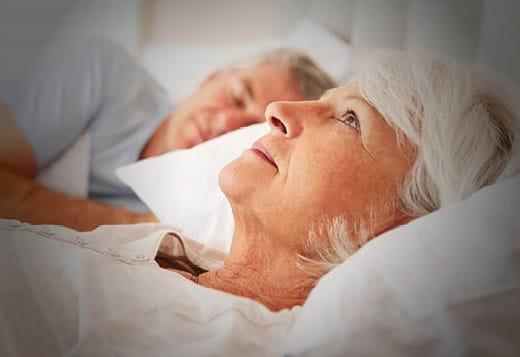 Difficulty sleeping is a common concern for older adults and can have many causes, including chronic medical conditions and the medications used to treat them.