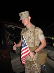 Air Force Lance Cpl. Jeremy Kane of Cherry Hill was killed in Afghanistan in 2010. A  photo of him will be on the upcoming Veterans Wall of Honor at the Cherry Hill Library.