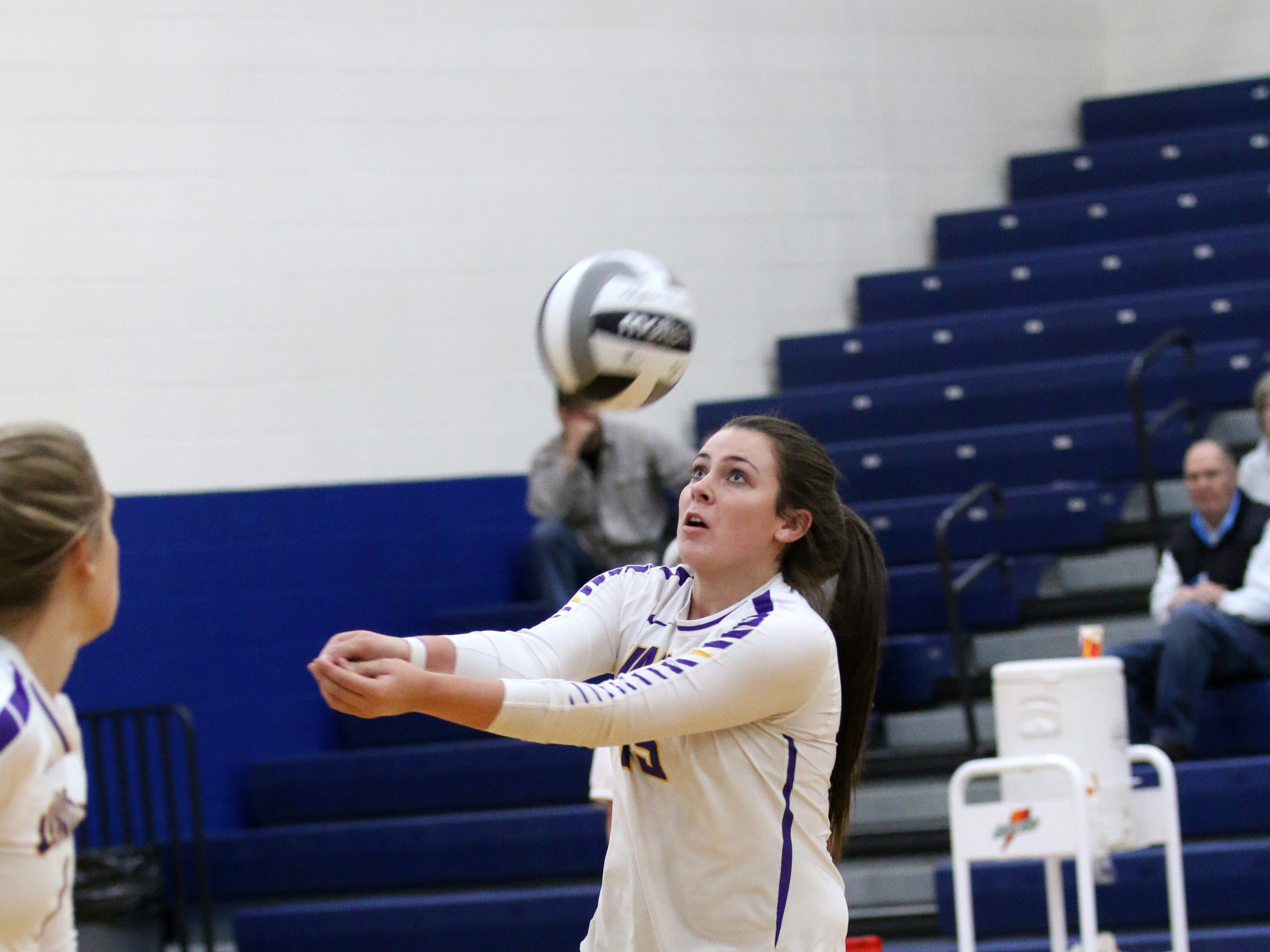 Unioto defeated Fairfield Union Wednesday night 3-0 at Southeastern High School in Chillicothe, Ohio, advancing them to the district finals against Sheridan.