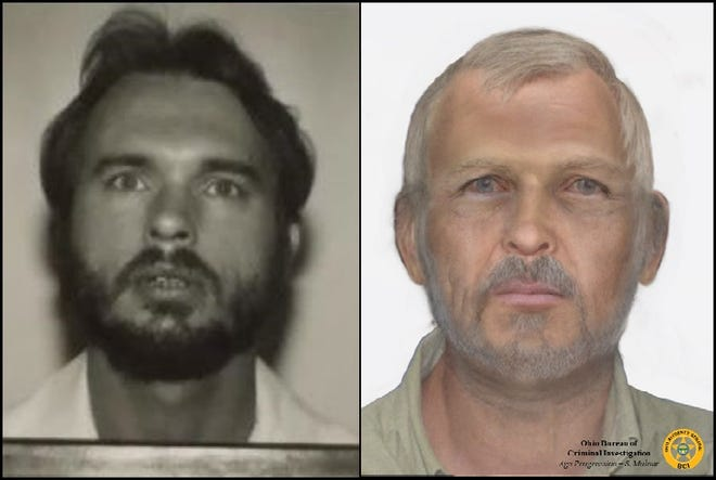 The Ohio Attorney General's Office released an age progression for Gordon Lambert who escaped a Pickaway County prison in 1987. He was 32 at escape and would be 63 years old now.