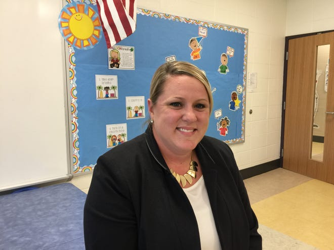 Sarah Ackley, who teaches fifth grade at Fort Wright Elementary, said it's not unusual to hear students talk about their parents in jail. A new grant will help children deal with trauma of the heroin epidemic.