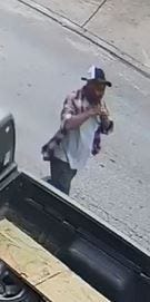 Police are searching for this man in connection with a box cutter attack in Over-the-Rhine on Oct. 19.