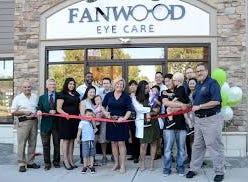 Grand opening of Fanwood Eye Care in Fanwood Crossing II.