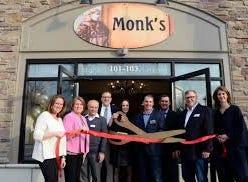 Grand opening of Monk's in Fanwood Crossing II.