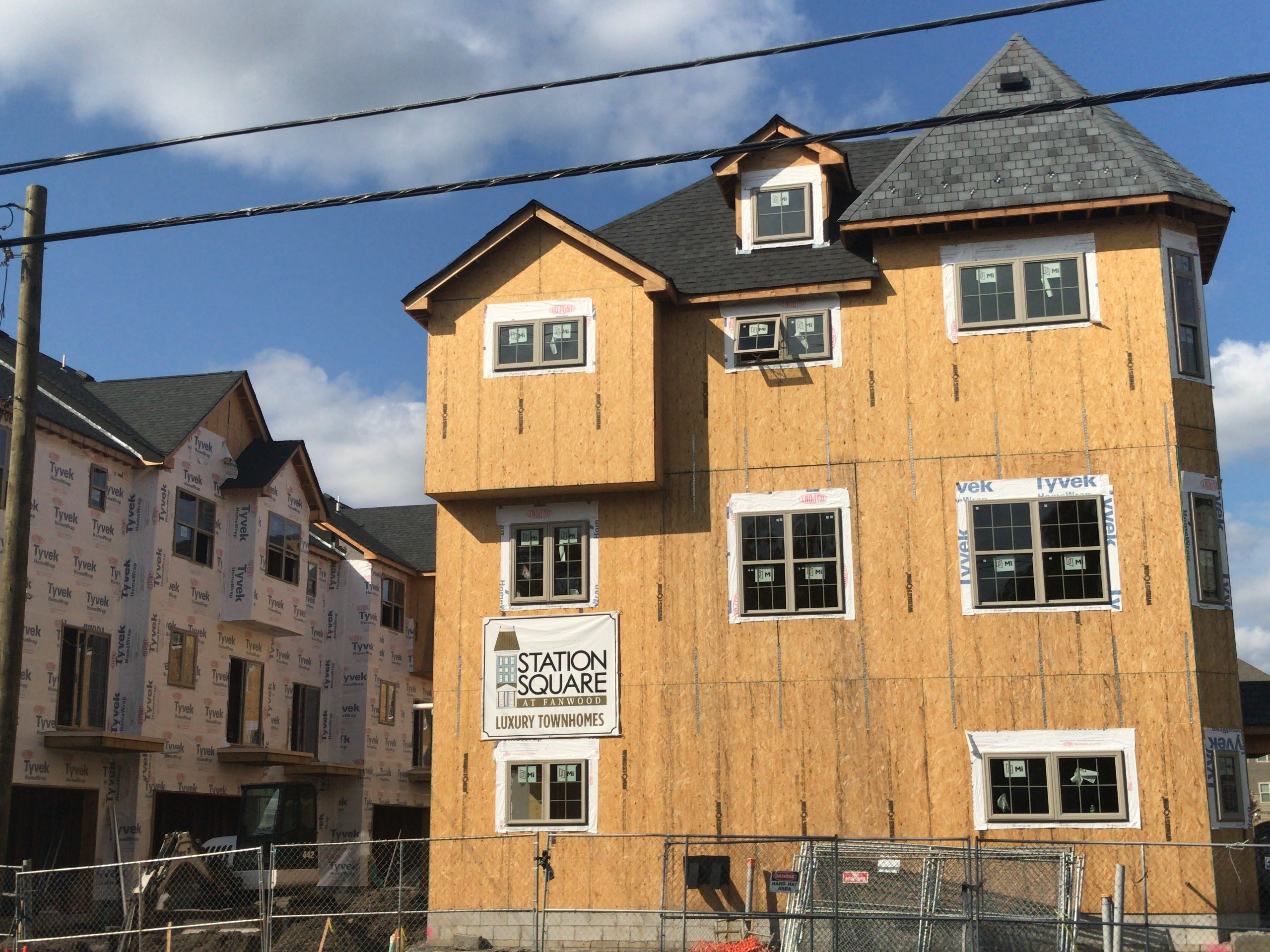 Built by Landmark Companies, Station Square at Fanwood will feature seven affordable housing units.