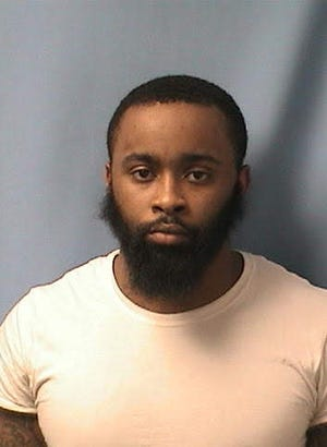 Sha-Quan Champagne, 22, is charged with third-degree burglary in Linden .