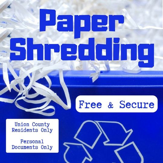A mobile paper-shredding event will be held on Saturday, Nov. 3 at the Nokia campus in New Providence.