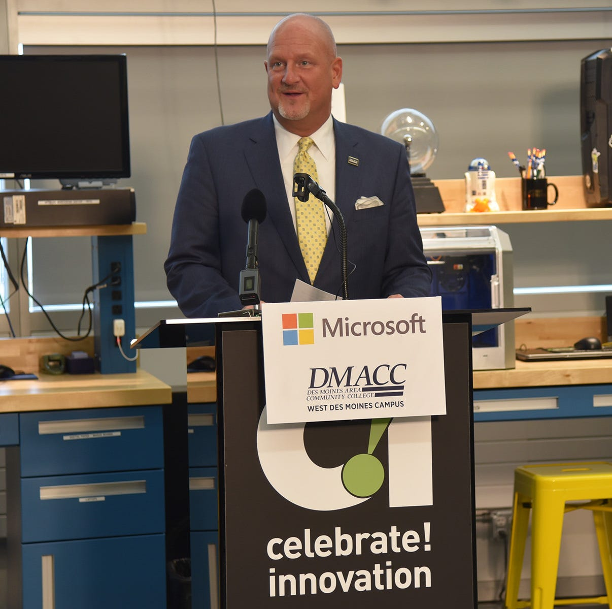 Microsoft Datacenter Academy coming to DMACC's West Des Moines campus