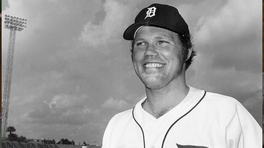 Former Detroit Tigers catcher Bill Freehan in an undated photo.