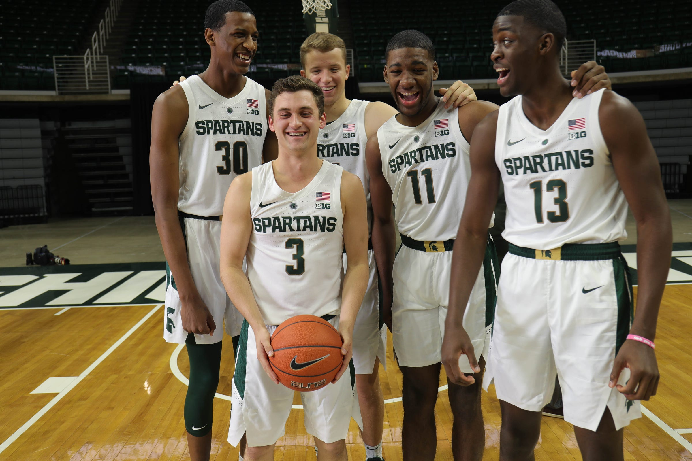 Michigan State Basketball Analyzing Msu S Roster Player By Player