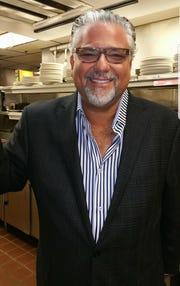 Mark Zarkin, owner of Lelli's on the Green
