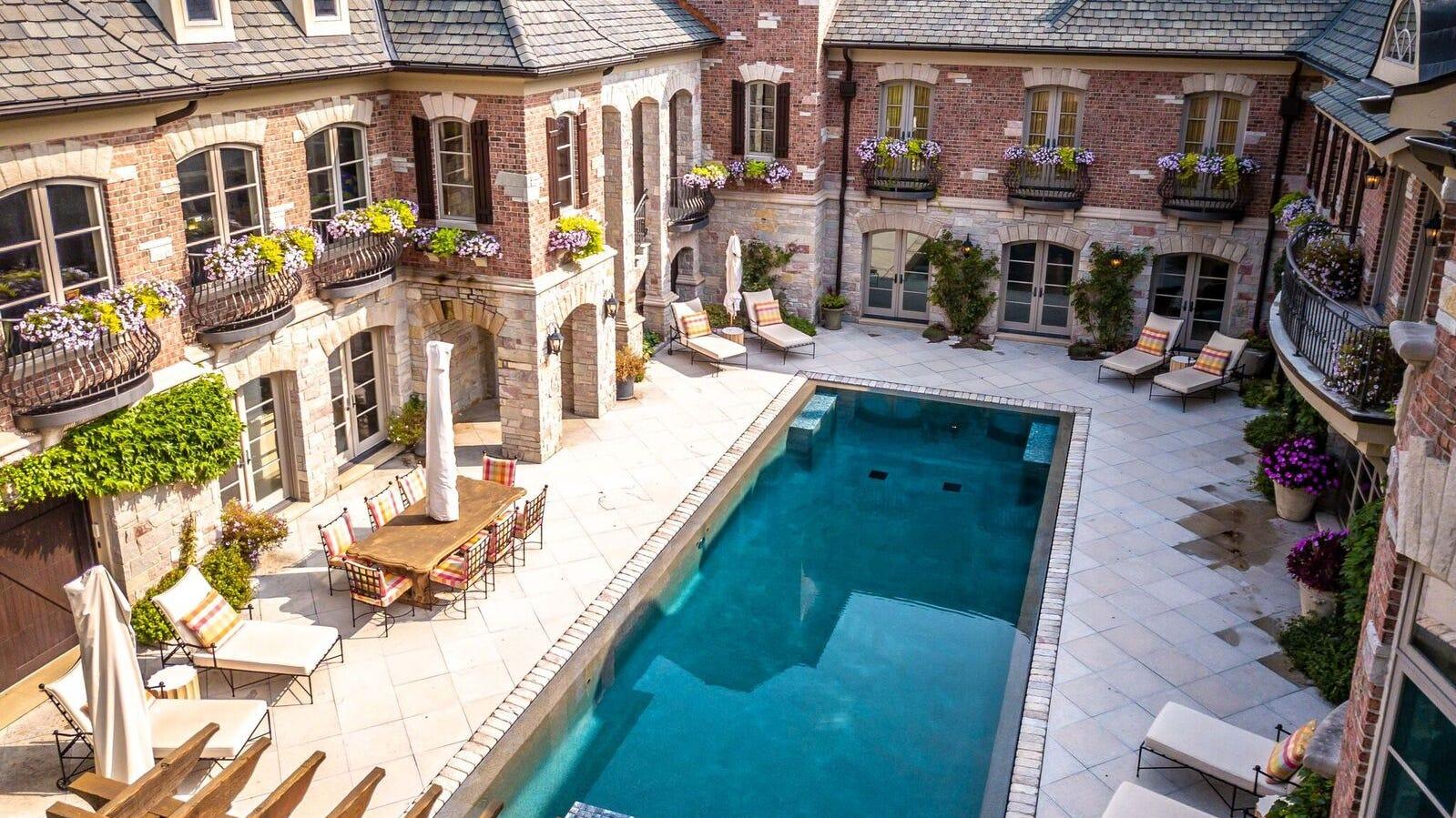 Michigan Dream Home: Bloomfield Hills Italian villa lists for $10.5M