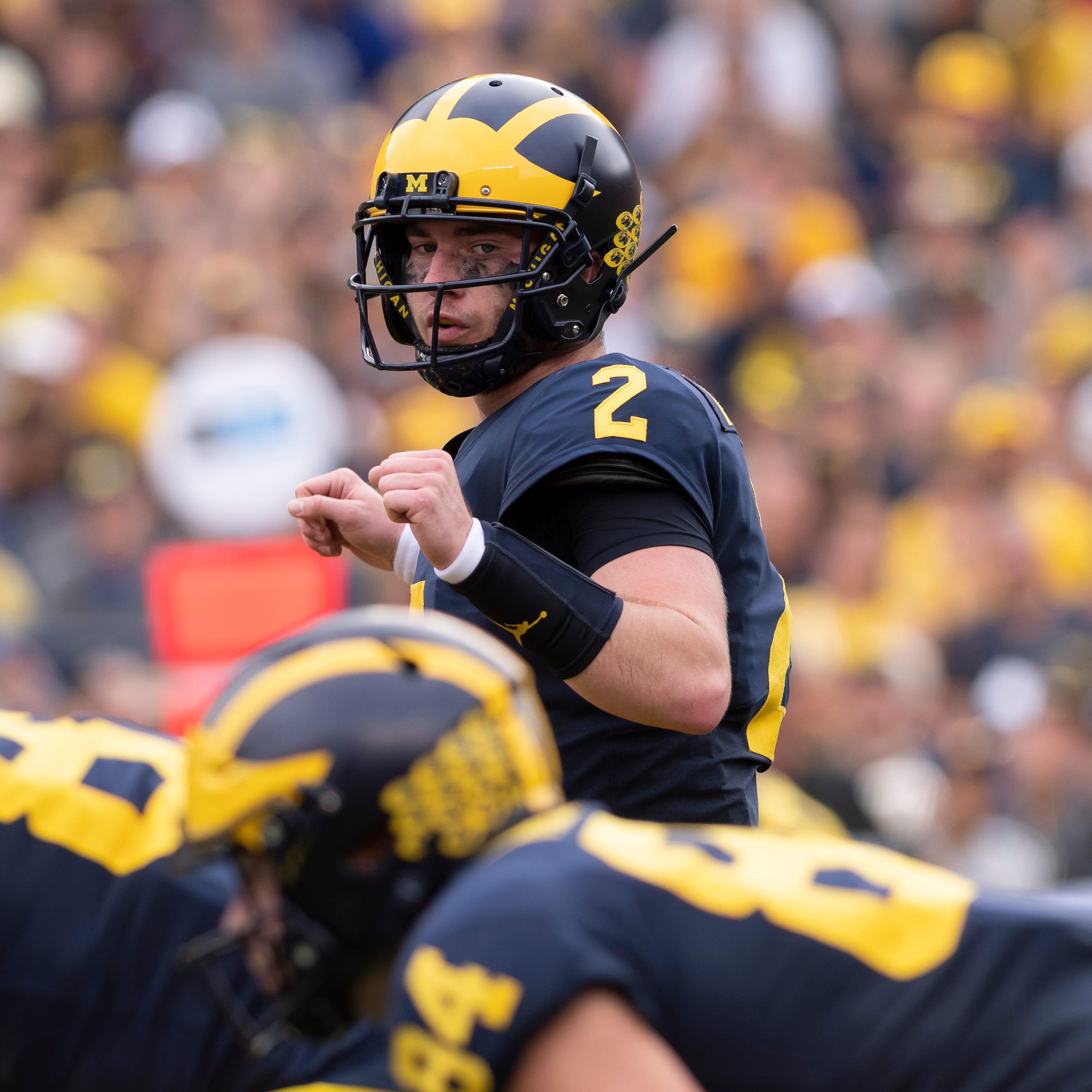 Patterson paves winning way for 'playoff ready' Michigan