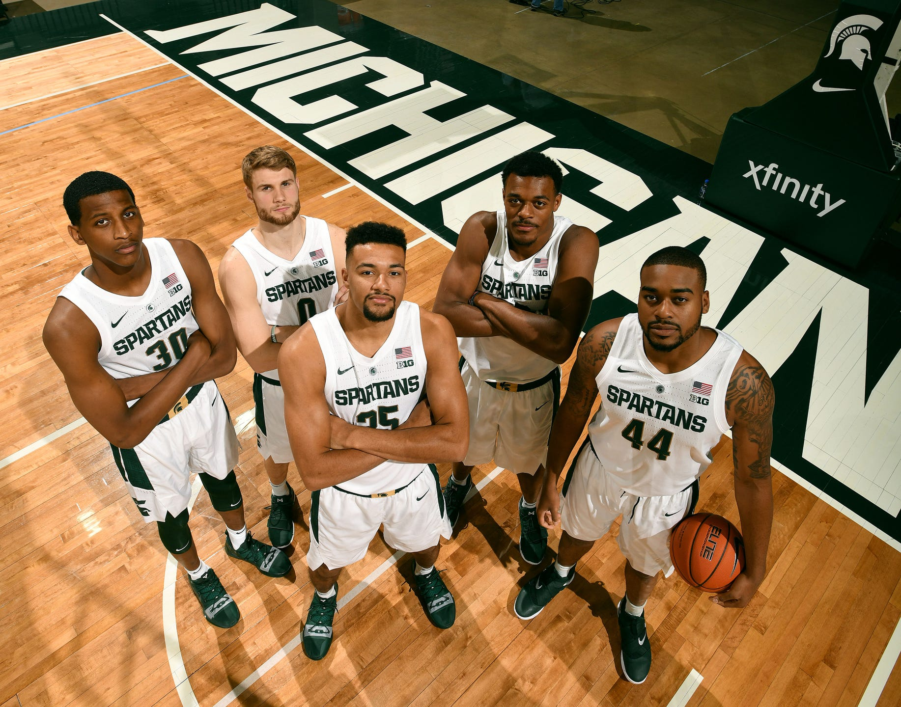 Image result for michigan state basketball