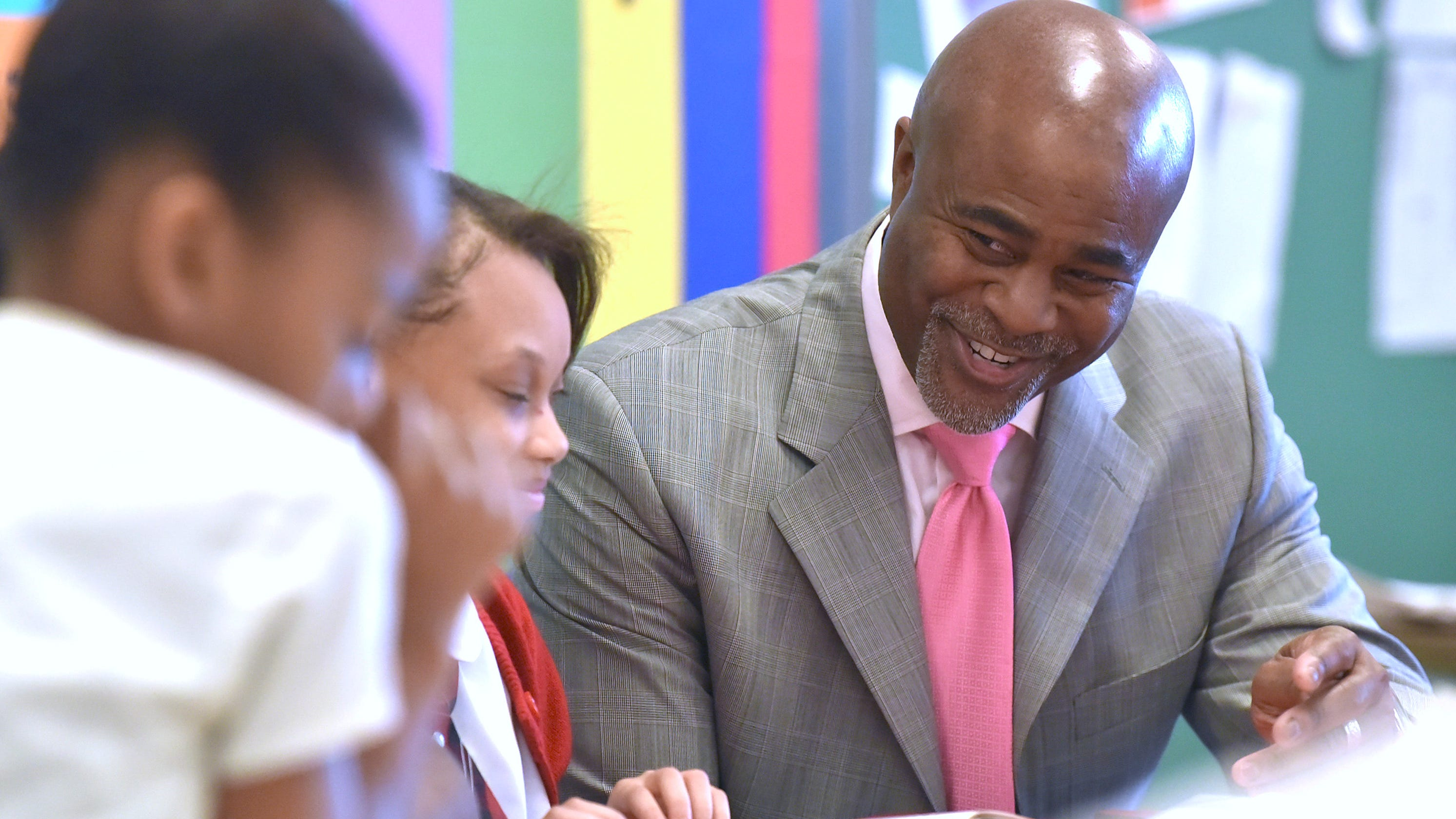 Proposed A-F Detroit school grading system to focus on growth