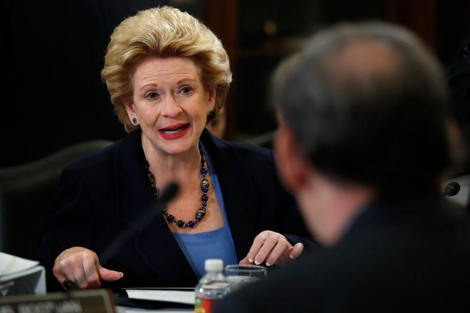 Sen. Debbie Stabenow, D-Lansing