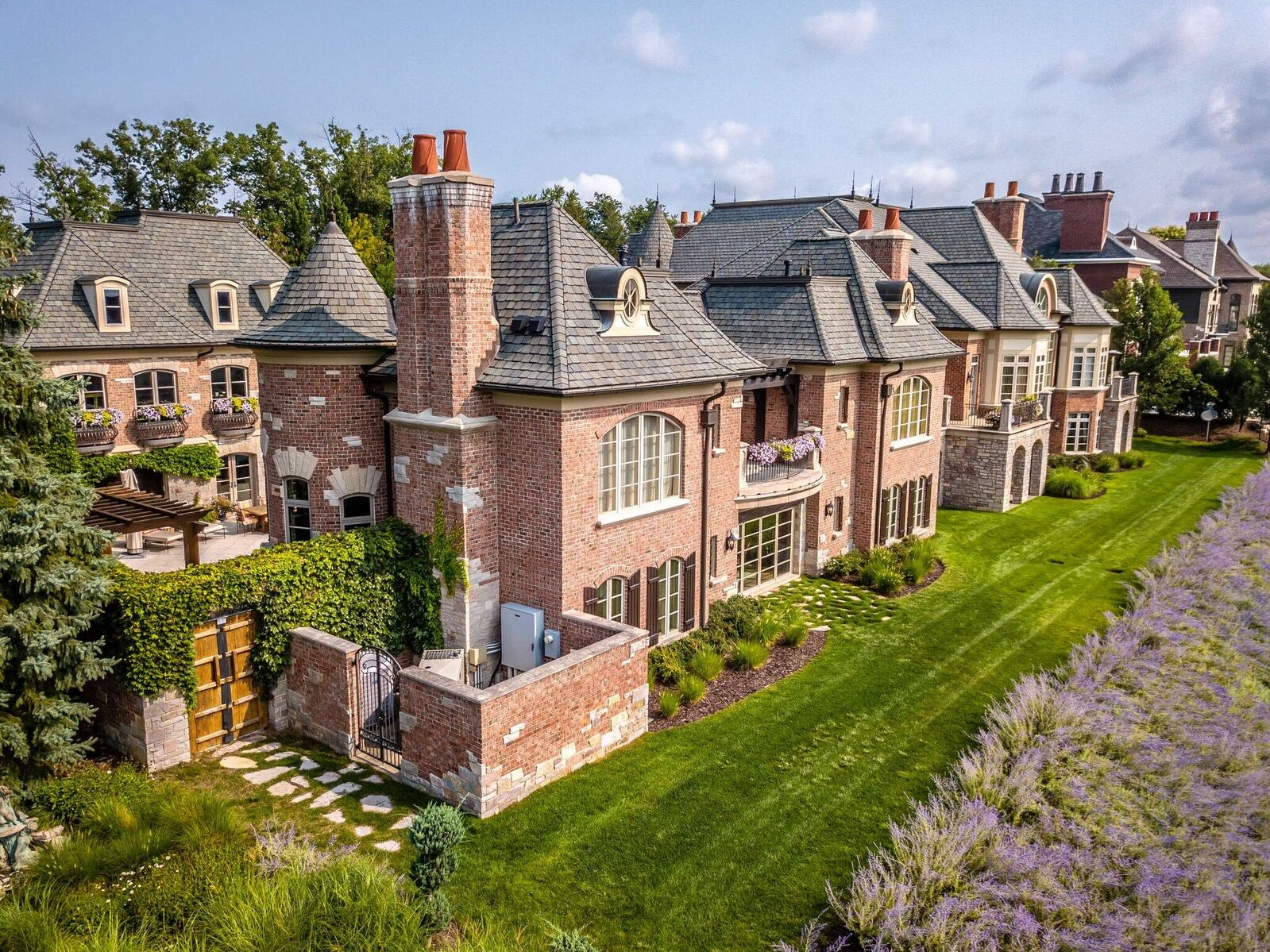 The house is listed for $10.55 million.