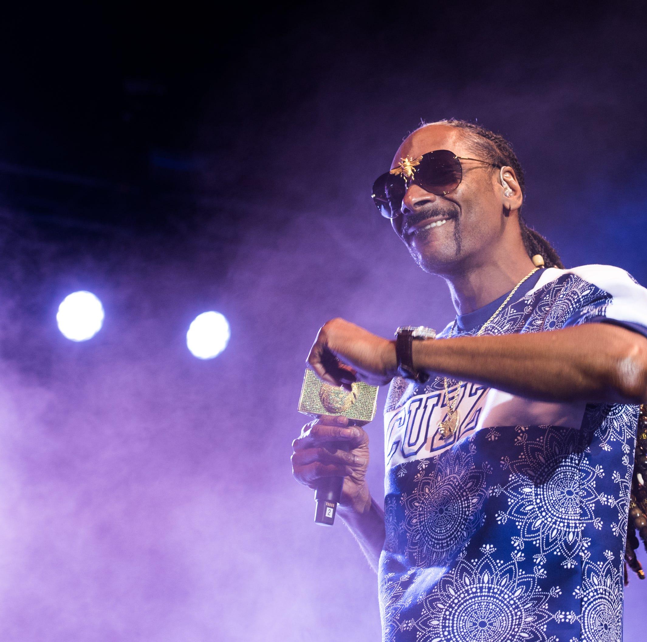 Snoop Dogg, Charlie Wilson, Kenny G heading to Detroit's Aretha Franklin Amphitheatre