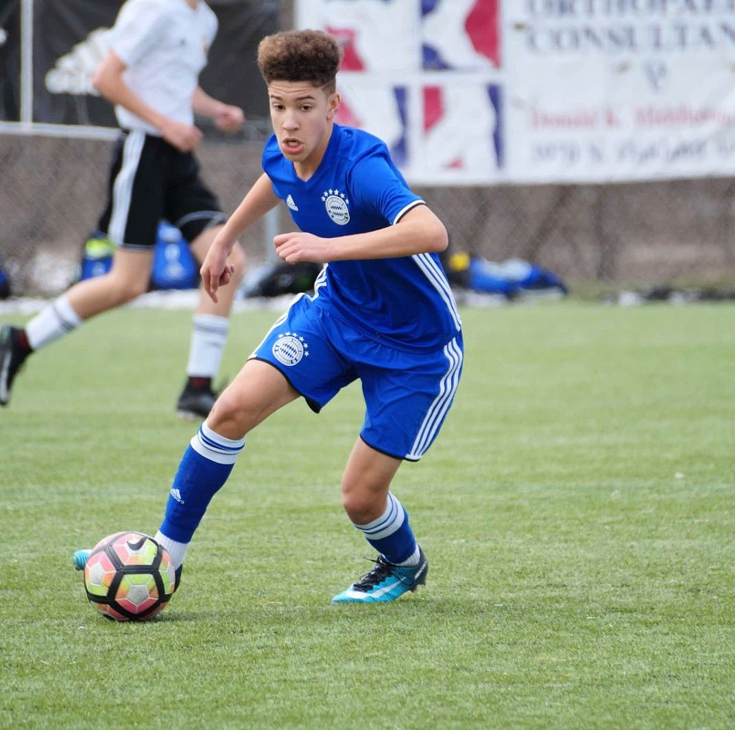 Fond du Lac teenager selected for U.S. Youth Soccer Olympic Development Program