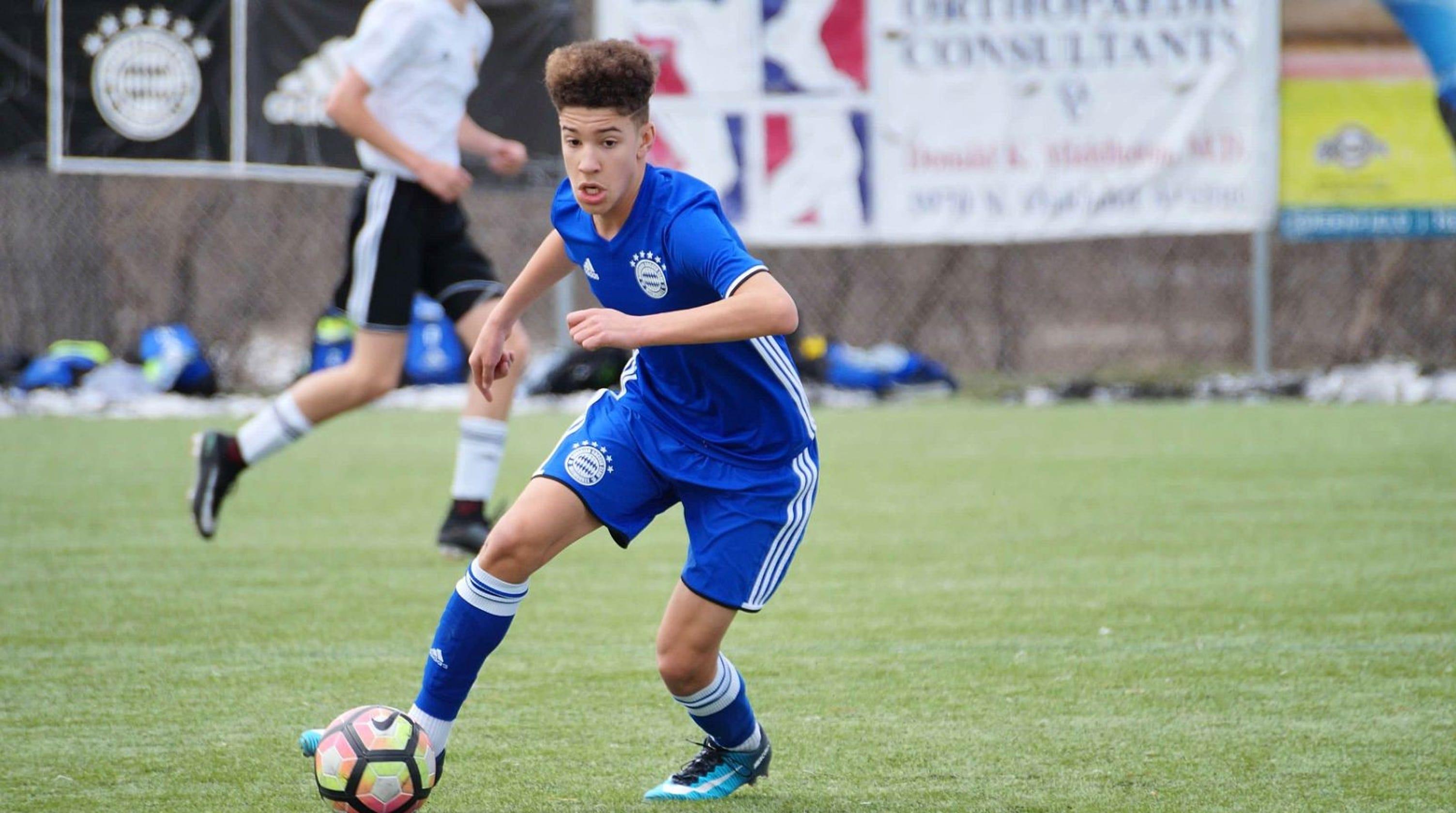 U S  Soccer Olympic Development Program selects Fond du Lac