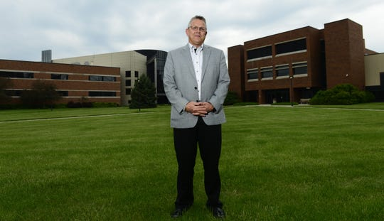 Ron Schumacher, who took over as interim president of Terra State Community College on June 1, was named president of the college on Nov. 5 and signed a three-year-contract on Wednesday.